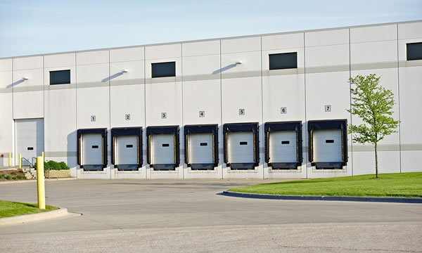 Richmond BC Loading Dock and Commercial Door Service