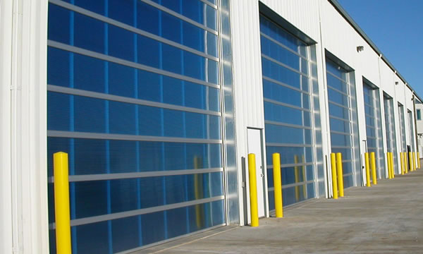 Door and Loading Dock Services and Repairs in Abbotsford, BC.