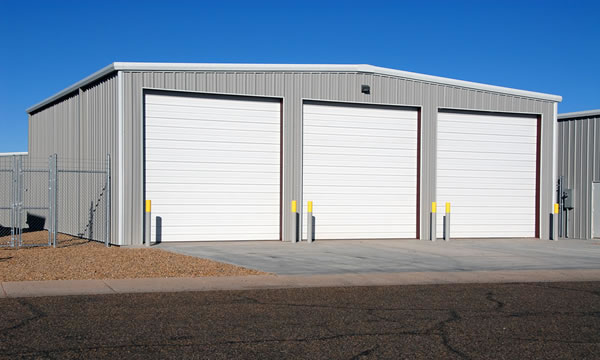 Chilliwack Commercial Door and Loading Dock Repairs.