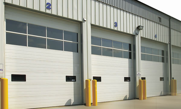 Coquitlam Commercial Door and Loading Dock Services and Repairs.