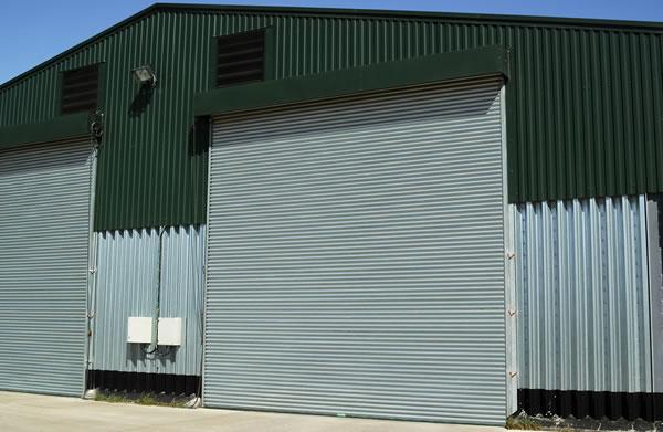 Rolling Steel Doors Vancouver BC